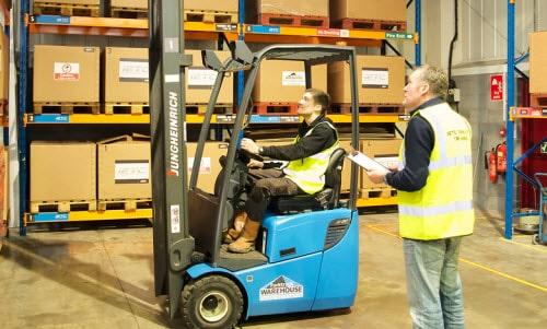 Employment Forklift Worker