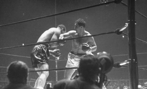 Boxing Match 1
