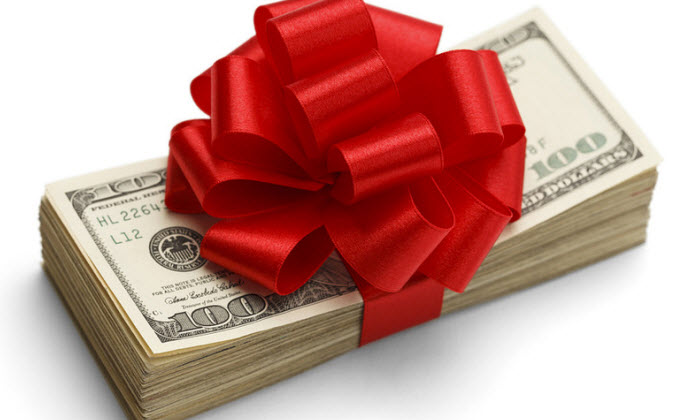 Gift-Wrapped Trades Courtesy of the Fed