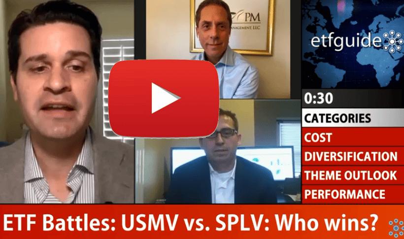 ETF Battles: USMV vs. SPLV Who Wins?