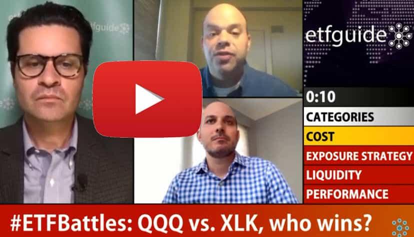 ETF Battles: QQQ vs. XLK, who wins?