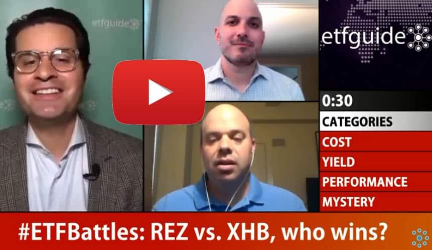 ETF Battles: REZ vs. XHB (Homebuilders vs. REITs) – Who Wins?