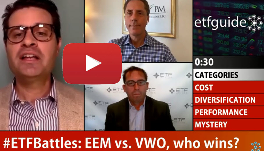 ETF Battles: EEM vs. VWO – Which Emerging Markets ETF is Superior?