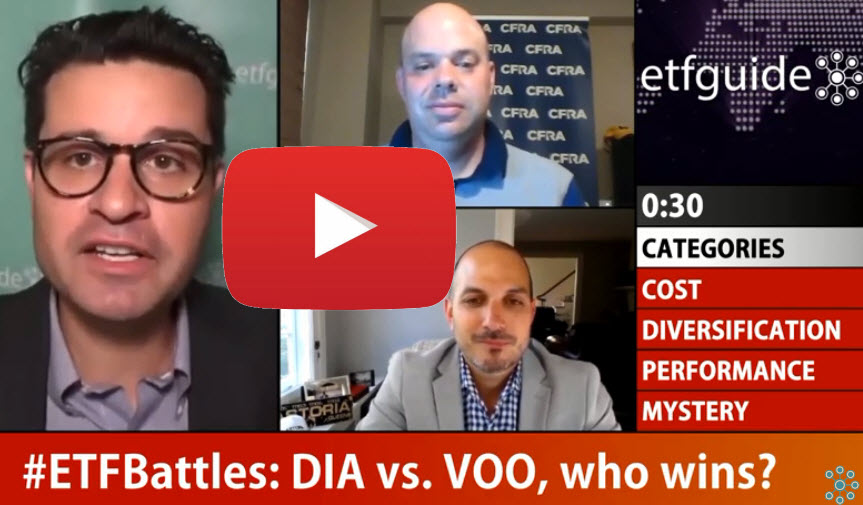ETF Battles: DIA vs. VOO – the Dow Jones Industrial Average meets the S&P 500, Which is Better?