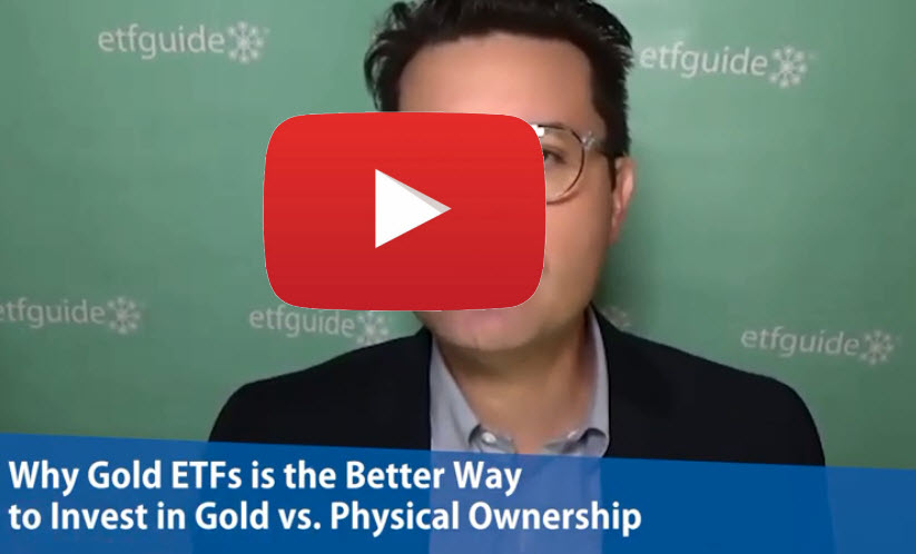 Stop Buying Physical Gold! Here's Why Gold ETFs are Superior